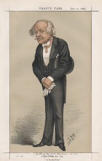 Sir Henry Creswicke Rawlinson, 1st Bt ('Statesmen, No. 147.