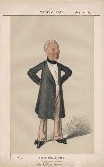 Sir William Maynard Gomm ('Men of the Day, No. 67.'), by Sir Leslie Ward - NPG D43603