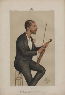 Prince Alfred, Duke of Edinburgh and Saxe-Coburg and Gotha ('Princes, No. II.'), by Carlo Pellegrini - NPG D43622