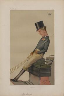 Charles Robert Wynn-Carington, Marquess of Lincolnshire ('Statesmen, No. 161.'), by Carlo Pellegrini - NPG D43626