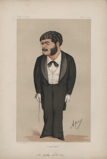 Sir Arthur Seymour Sullivan ('Men of the Day. No. 81.'), by Carlo Pellegrini - NPG D43631
