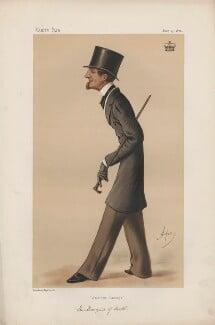 John Thynne, 4th Marquess of Bath ('Statesmen. No. 175.'), by Carlo Pellegrini - NPG D43644