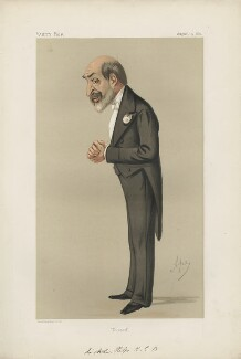 Sir Arthur Helps ('Men of the Day. No. 86.'), by Carlo Pellegrini - NPG D43653