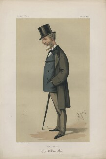 William Montagu Hay, 10th Marquess of Tweeddale ('Men of the Day. No. 93.'), by Carlo Pellegrini - NPG D43670