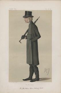 John William Colenso ('Men of the Day. No. 92.'), by Carlo Pellegrini - NPG D43668