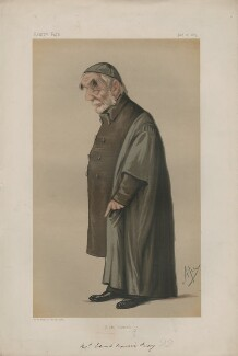 Edward Bouverie Pusey ('Men of the Day. No. 95.'), by Carlo Pellegrini - NPG D43673