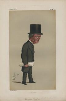 Lyon Playfair, 1st Baron Playfair ('Statesmen. No.195.'), by Carlo Pellegrini - NPG D43680
