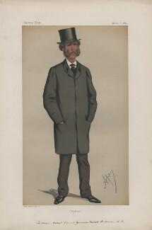 Sir Edmund Yeamans Walcott  ('Men of the Day. No. 99.'), by Carlo Pellegrini - NPG D43682