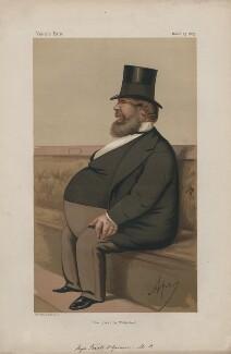 Major Purcell O'Gorman ('Statesmen. No. 197.'), by Carlo Pellegrini - NPG D43683