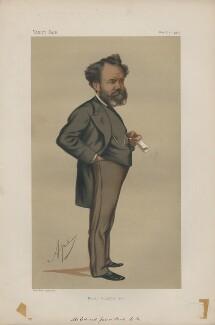 Sir Edward James Reed ('Statesmen. No. 198.'), by Carlo Pellegrini - NPG D43684