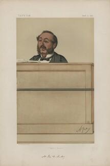 Ira David Sankey ('Men of the Day. No. 102.'), by Carlo Pellegrini - NPG D43687