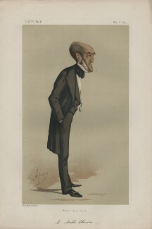 Michel Chevalier ('Statesmen. No. 201.'), by Carlo Pellegrini - NPG D43691