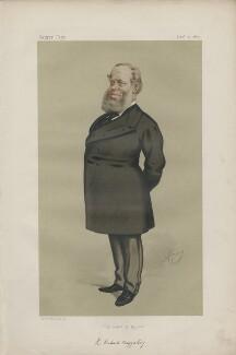 Sir Richard Baggallay ('Judges. No. 9.'), by Carlo Pellegrini - NPG D43722