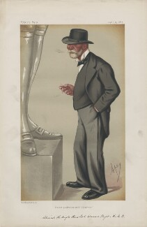 Lord Clarence Edward Paget ('Men of the Day. No. 120.'), by Carlo Pellegrini - NPG D43724