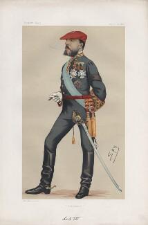 Don Carlos ('Princes. No. 11.'), by Sir Leslie Ward - NPG D43742