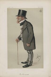 Edmund Hammond, 1st Baron Hammond of Kirkella ('Statesmen. No. 206.'), by Carlo Pellegrini - NPG D43697