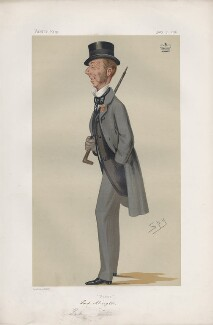 Henry Gerard Sturt, 1st Baron Alington ('Statesmen. No. 229.'), by Sir Leslie Ward - NPG D43752