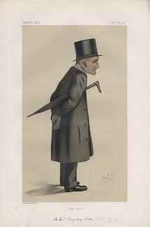 Henry Parry Liddon ('Men of the Day. No. 137.'), by Sir Leslie Ward - NPG D43762