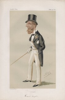 Archibald Fitzroy George Hay, 13th Earl of Kinnoull ('Men of the Day. No. 138.'), by Sir Leslie Ward - NPG D43763