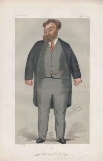 Valentine Cameron Prinsep ('Men of the Day. No. 144.'), by Sir Leslie Ward - NPG D43779