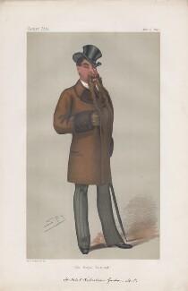 Robert Richardson-Gardner ('Statesmen. No. 242.'), by Sir Leslie Ward - NPG D43784