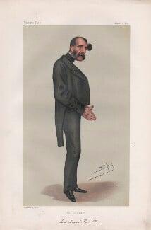 Lord Claud Hamilton ('Statesmen. No. 244.'), by Sir Leslie Ward - NPG D43787