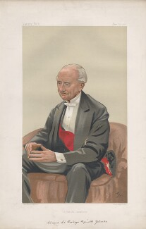 Sir Hastings Reginald Yelverton (né Henry) ('Men of the Day. No. 41.'), by James Jacques Tissot - NPG D43802