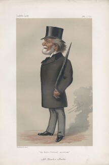 Sir Theodore Martin ('Men of the Day. No. 152.'), by Sir Leslie Ward - NPG D43804