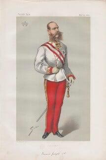 Francis Joseph I, Emperor of Austria ('Sovereigns. No. 13.'), by 'Sue' - NPG D43829