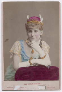 Violet Cameron (Violet Lydia Thompson), by London Stereoscopic & Photographic Company - NPG x197962