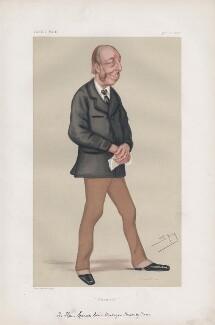 Sir Spencer Ponsonby-Fane ('Men of the Day. No. 172.'), by Sir Leslie Ward - NPG D43833