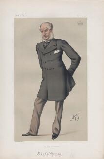 William Ernest Duncombe, 1st Earl of Feversham ('Statesmen. No. 269.'), by Carlo Pellegrini - NPG D43842