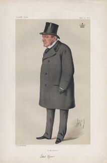 Richard Bickerton Pemell Lyons, Earl Lyons ('Statesmen. No. 270.'), by Carlo Pellegrini - NPG D43843