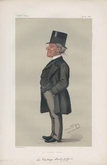 Hardinge Stanley Giffard, 1st Earl of Halsbury ('Statesmen. No. 274.'), by Sir Leslie Ward - NPG D43854