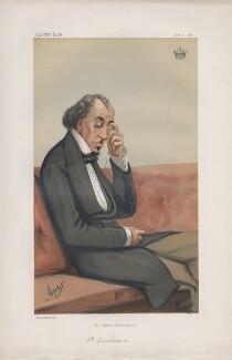 Benjamin Disraeli, Earl of Beaconsfield ('the junior Ambassador.