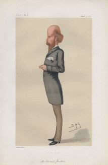 John Edward Jenkins ('Statesmen. No. 280.'), by Sir Leslie Ward - NPG D43865