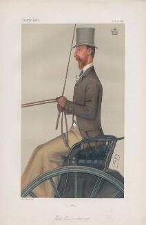 William Henry Forester Denison, 1st Earl of Londesborough ('Statesmen. No. 287.'), by Sir Leslie Ward - NPG D43872