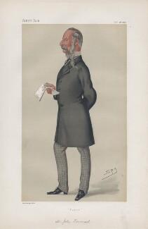 Sir John Tenniel ('Men of the Day. No. 185.'), by Sir Leslie Ward - NPG D43873