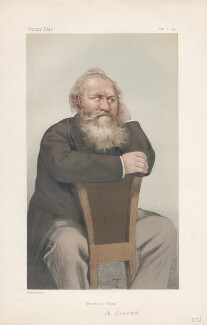 Charles François Gounod ('Men of the Day. No. 192.'), by Théobald Chartran ('T') - NPG D43888