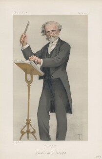 Giuseppe Verdi ('Men of the Day. No. 193.'), by Théobald Chartran ('T') - NPG D43890