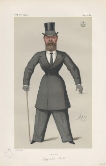 Charles Harbord, 5th Baron Suffield ('Statesmen. No. 301.'), by Carlo Pellegrini - NPG D43901