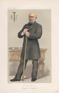 (François Paul) Jules Grévy ('Statesmen. No. 309.'), by Théobald Chartran ('T') - NPG D43913