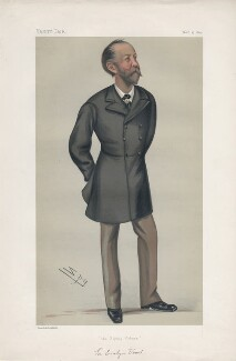 Sir (Henry) Evelyn Wood ('Men of the Day. No. 209.'), by Sir Leslie Ward - NPG D43931