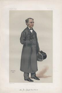 Louis Jean Joseph Charles Blanc ('Statesmen. No. 319.'), by Théobald Chartran ('T') - NPG D43937
