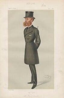 Henry Savile ('Men of the Day, No. 213.'), by Sir Leslie Ward - NPG D43939