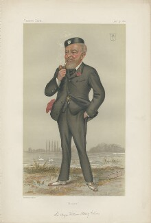 Sir Roger William Henry Palmer, 5th Bt ('Men of the Day. No. 216.'), by Sir Leslie Ward - NPG D43943