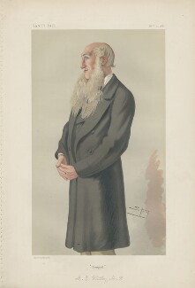 Edward Whitley ('Statesmen. No. 322.'), by Sir Leslie Ward - NPG D43946