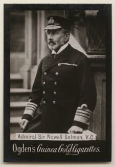 Sir Nowell Salmon, published by Ogden's - NPG x197993