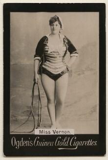 Harriet Vernon, published by Ogden's - NPG x197996