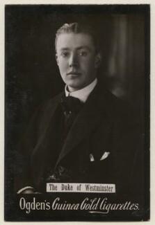 Hugh Richard Arthur Grosvenor, 2nd Duke of Westminster, published by Ogden's - NPG x193151